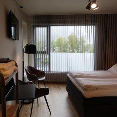 Trolltunga Hotel 2* Стандартный номер с двуспальной кроватью фото 10