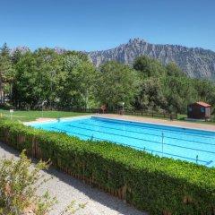Montserrat Hotel & Training Center бассейн