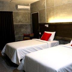 Отель Bangkok 68 3* Улучшенный номер с различными типами кроватей фото 3