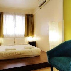 Отель Baan Saladaeng Boutique Guesthouse 3* Стандартный номер фото 5