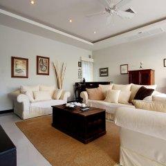 Отель Phuket Lagoon Pool Villa 4* Вилла разные типы кроватей фото 11