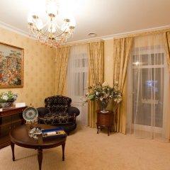 Мини-Отель Villa de Ville 4* Полулюкс разные типы кроватей фото 8