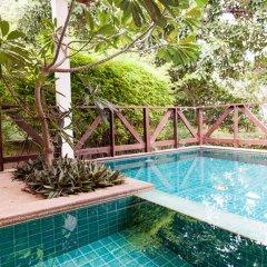 Отель Coco Palm Beach Resort 3* Вилла с различными типами кроватей фото 29