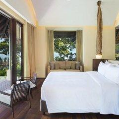 Отель Vana Belle, A Luxury Collection Resort, Koh Samui 5* Люкс с различными типами кроватей фото 2
