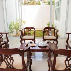 Отель Serendib Villa Шри-Ланка, Анурадхапура - отзывы, цены и фото номеров - забронировать отель Serendib Villa онлайн интерьер отеля фото 2