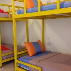 Отель Lanta Justcome 2* Кровать в общем номере фото 6