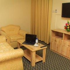 Nova Park Hotel 3* Люкс с различными типами кроватей фото 3