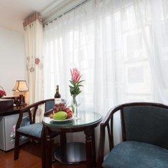 Hanoi Rendezvous Boutique Hotel 3* Номер Делюкс с различными типами кроватей фото 5