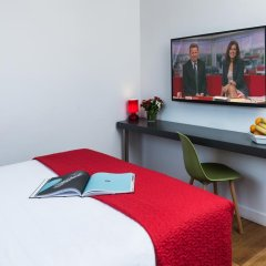 Brown Seaside boutique hotel by Brown Hotels Номер Делюкс фото 21