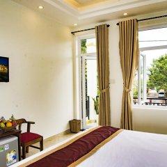 Отель Mi Kha Homestay 3* Номер Делюкс с различными типами кроватей фото 11