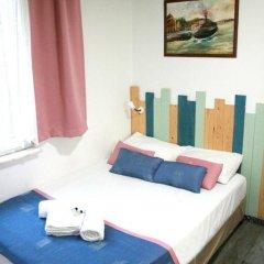 AlaDeniz Hotel 2* Стандартный номер с различными типами кроватей фото 14