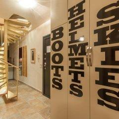 Апартаменты Bansko Royal Towers Apartment Банско интерьер отеля фото 3