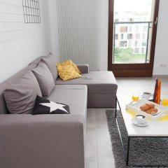 Отель MNH Apartments Kolejowa Польша, Варшава - отзывы, цены и фото номеров - забронировать отель MNH Apartments Kolejowa онлайн комната для гостей фото 3
