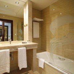Отель Castilla Termal Balneario de Solares 4* Стандартный номер с двуспальной кроватью фото 5
