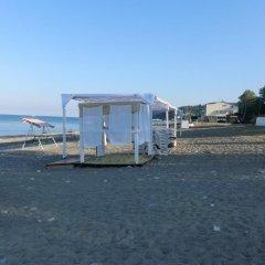 Отель Анжелика-Альбатрос Сочи пляж фото 2