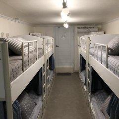 Jun Guest House - Hostel Стандартный семейный номер с двуспальной кроватью