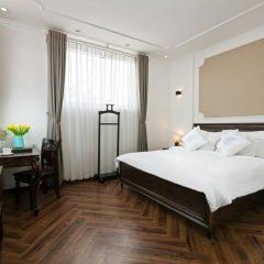 Noble Boutique Hotel Hanoi 3* Стандартный номер с различными типами кроватей фото 3