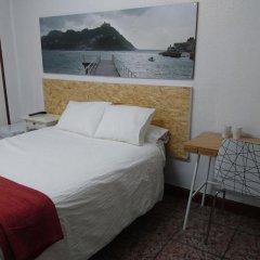 Отель Pensión Amara Стандартный номер с различными типами кроватей фото 2