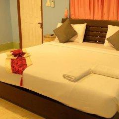 Отель Marina Hut Guest House - Klong Nin Beach 2* Стандартный номер с различными типами кроватей фото 36