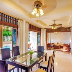 Отель Phuket Private Havana Villa питание