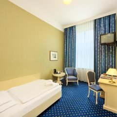 Hotel de France Wien 4* Стандартный номер с различными типами кроватей фото 4