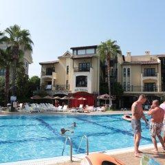 Club Turquoise Apart Турция, Мармарис - отзывы, цены и фото номеров - забронировать отель Club Turquoise Apart онлайн бассейн фото 2