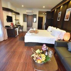 Отель Simple Life Cliff View Resort 3* Номер Делюкс с различными типами кроватей фото 5