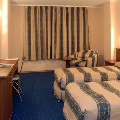 Отель Луксор 3* Стандартный номер с разными типами кроватей фото 2