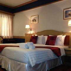 Отель Suda Palace Бангкок комната для гостей фото 5