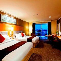 Отель Royal Princess Larn Luang 4* Стандартный номер с различными типами кроватей