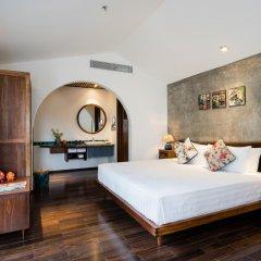Отель The Myst Dong Khoi 5* Люкс с различными типами кроватей фото 12