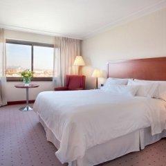 Отель The Westin Zagreb 5* Номер Делюкс с различными типами кроватей фото 4