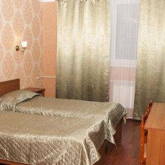 Гостиница Ланселот 2* Стандартный номер с двуспальной кроватью