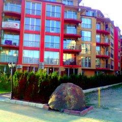 Отель Garry Sunny View Солнечный берег парковка