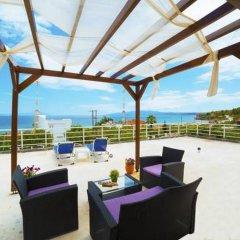 Отель Salonikiou Beach Deluxe Apartments Греция, Аристотелес - отзывы, цены и фото номеров - забронировать отель Salonikiou Beach Deluxe Apartments онлайн питание