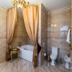 Hotel Petrovsky Prichal Luxury Hotel&SPA 5* Люкс разные типы кроватей фото 6