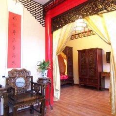 Beijing Double Happiness Hotel 3* Стандартный номер с различными типами кроватей