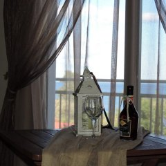 Отель Aroma Stegna Пляж Стегна удобства в номере фото 2