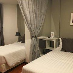 Отель Ratchadamnoen Residence 3* Стандартный номер с 2 отдельными кроватями