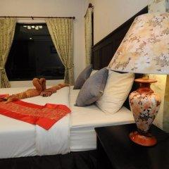 Отель N.T. Lanta Resort 3* Номер Делюкс фото 3