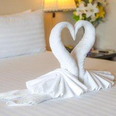 Отель Golden Tulip Essential Pattaya 4* Улучшенный номер с различными типами кроватей фото 24