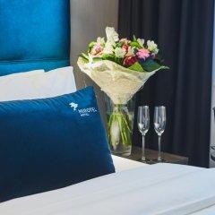 Гостиница Миротель Новосибирск 4* Стандартный номер с двуспальной кроватью фото 6