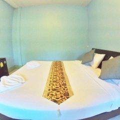 Отель Marina Hut Guest House - Klong Nin Beach 2* Стандартный номер с различными типами кроватей фото 16