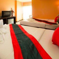 Great Residence Hotel 3* Стандартный номер с различными типами кроватей фото 11