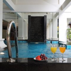 Ansino Bukit Hotel 3* Улучшенный номер двуспальная кровать