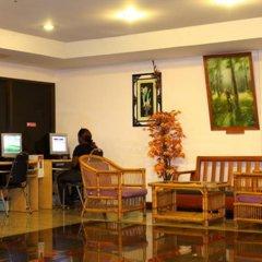 Апартаменты J S Tower Service Apartment Бангкок интерьер отеля