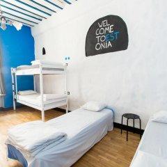 Old Town Hostel Alur Стандартный номер с разными типами кроватей фото 3