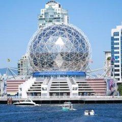 Отель Sophia Suite Канада, Ванкувер - отзывы, цены и фото номеров - забронировать отель Sophia Suite онлайн приотельная территория фото 2