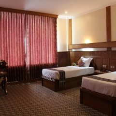 Ayarwaddy River View Hotel 3* Номер Делюкс с различными типами кроватей фото 5