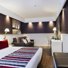 Отель Royal Ramblas 4* Стандартный номер с различными типами кроватей фото 7